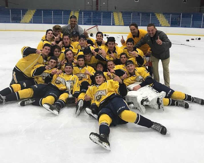 North Jersey Avalanche won the 18-U Red Division of the ECC Labor Day Cup.