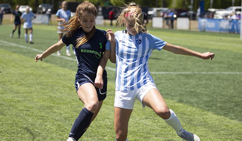 ECNL All-Conference Teams named, Midura and Agresti get ...