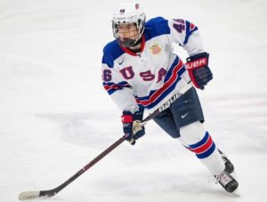 Eamon Powell, OHL Priority Selection