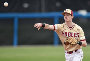 Cody Morissette, Boston College