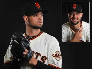 Tyler Beede, San Francisco Giants