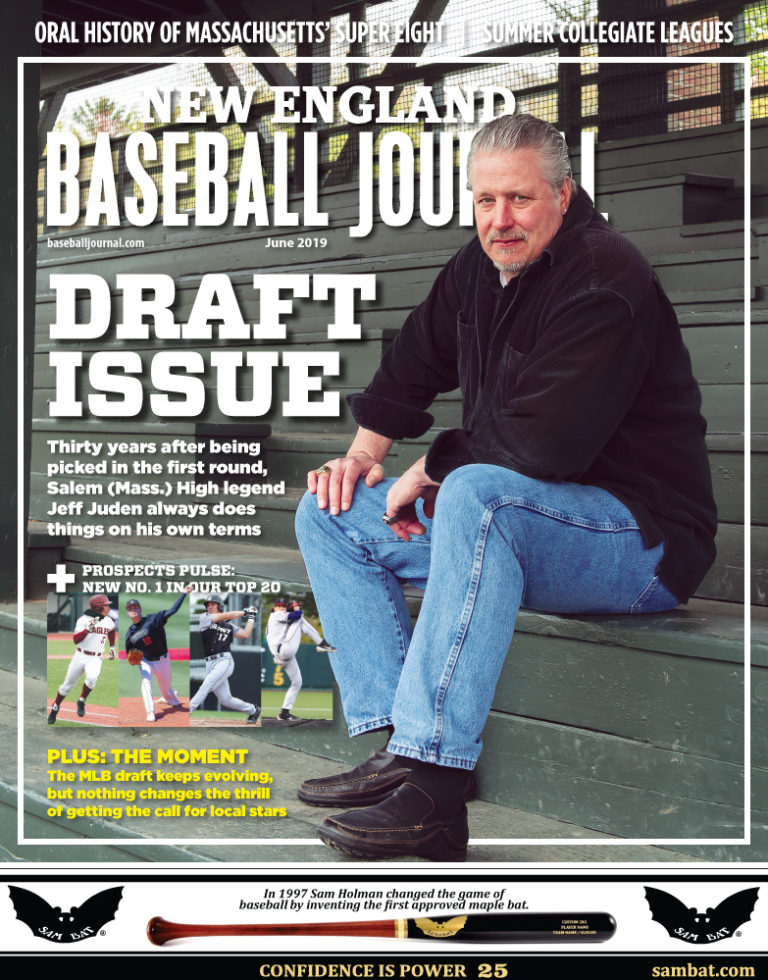 New England Baseball Journal - June 2019