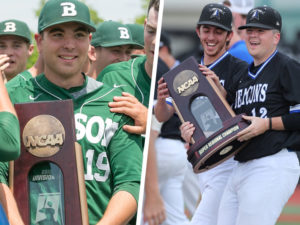 Babson, UMass Boston Super Regionals
