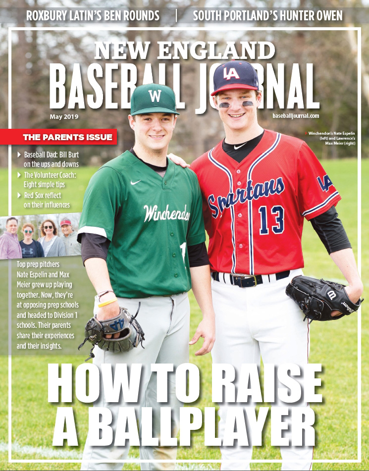 May 2019 New England Baseball Journal